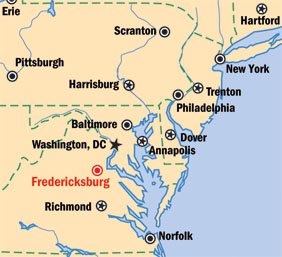 Eastern Us Coast Map - Eastern us coast map